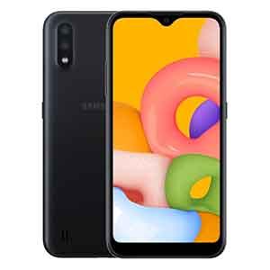 Samsung A01 Reparation