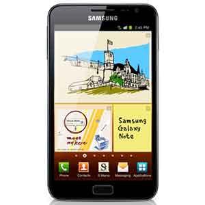 Samsung Note 1 Reparation