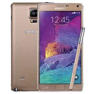 Samsung Note 4 Reparation